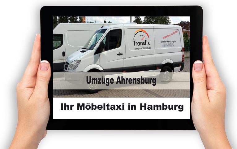 Umzüge Ahrensburg